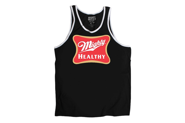 Image of Mighty Healthy 2012 Spring/Summer T-Shirt Collection