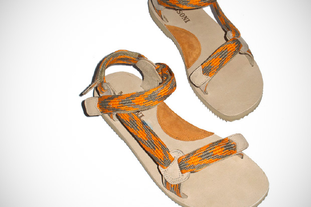 Image of Missoni 2012 Spring/Summer Sandals