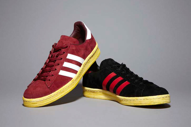 Image of mita x adidas Originals Campus 80's Pack