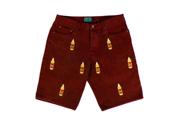 Image of Moss 2012 Spring/Summer 40 Bottle Shorts
