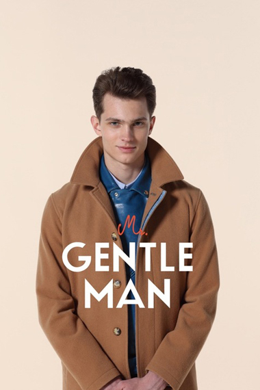 Image of MR.GENTLEMAN 2012 Fall/Winter Collection Lookbook