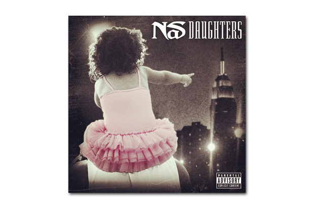 Image of Nas - Daughters