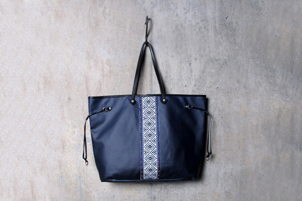 Image of NEIGHBORHOOD 2012 Spring/Summer DIPPY TYROLEAN Tote Bag