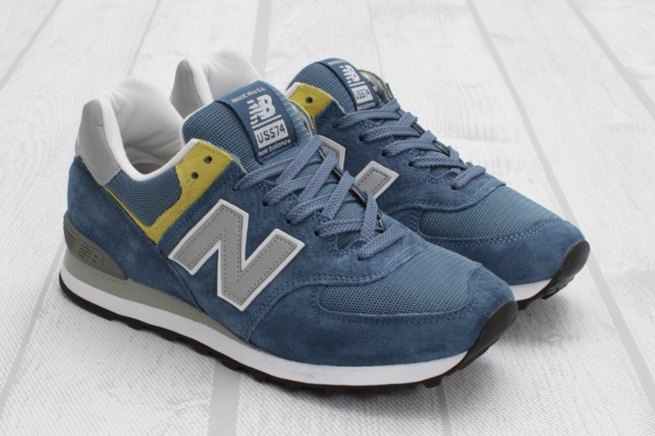 Image of New Balance US574 for 2012 Boston Marathon