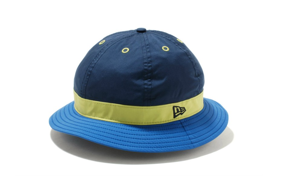 Image of New Era Japan Waterproof Nylon Headwear