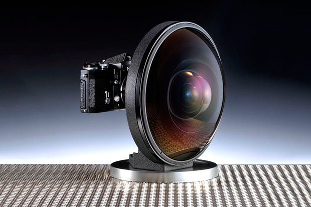 Image of Nikkor 6mm f/2.8 Fisheye Lens