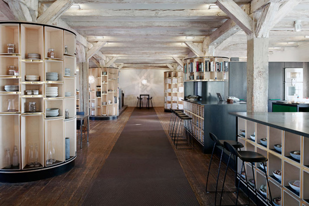 Image of Noma FoodLab by 3XN