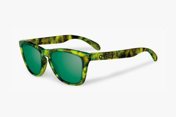 Image of Oakley Acid Tortoise Frogskins
