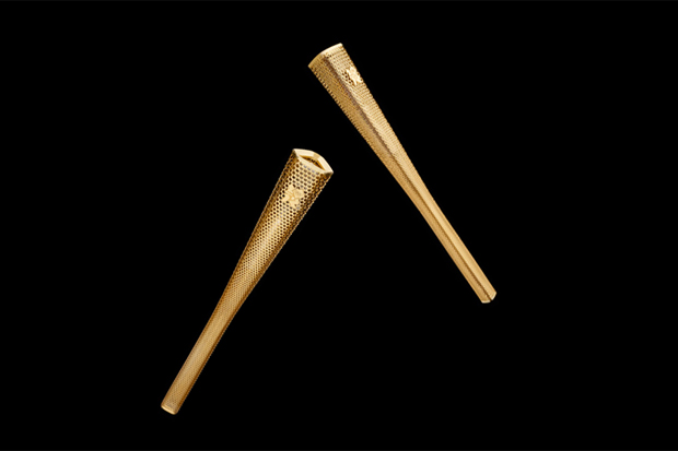 Image of Olympic Torch Wins Design of the Year Award