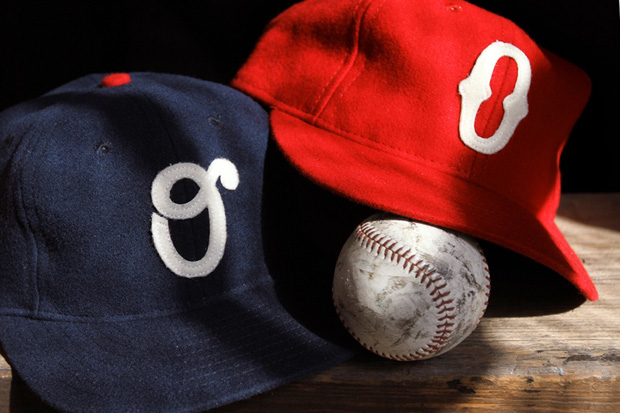 Image of ONLY NY x Ebbets Field Flannels 2012 Spring/Summer Caps