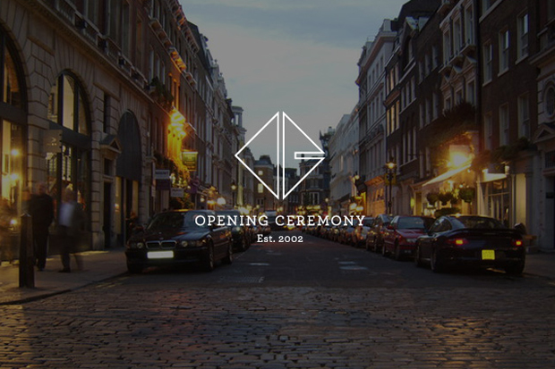 Image of Opening Ceremony to Open Pop-Up Shop for London&#039;s 2012 Olympic Games