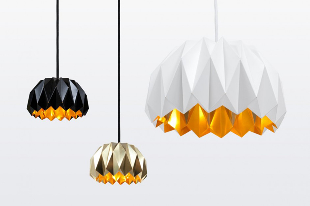 Image of Ori Pendant Lamps by Lukas Dahlen