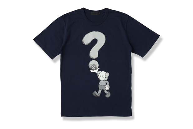 "Image of OriginalFake 2012 Spring/Summer ""QUESTION"" T-Shirt"