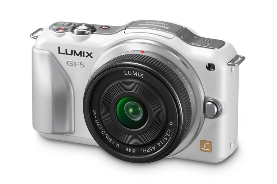 Image of Panasonic LUMIX DMC-GF5