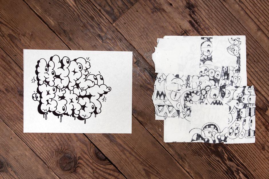 Image of Pen & Paper: Dalek