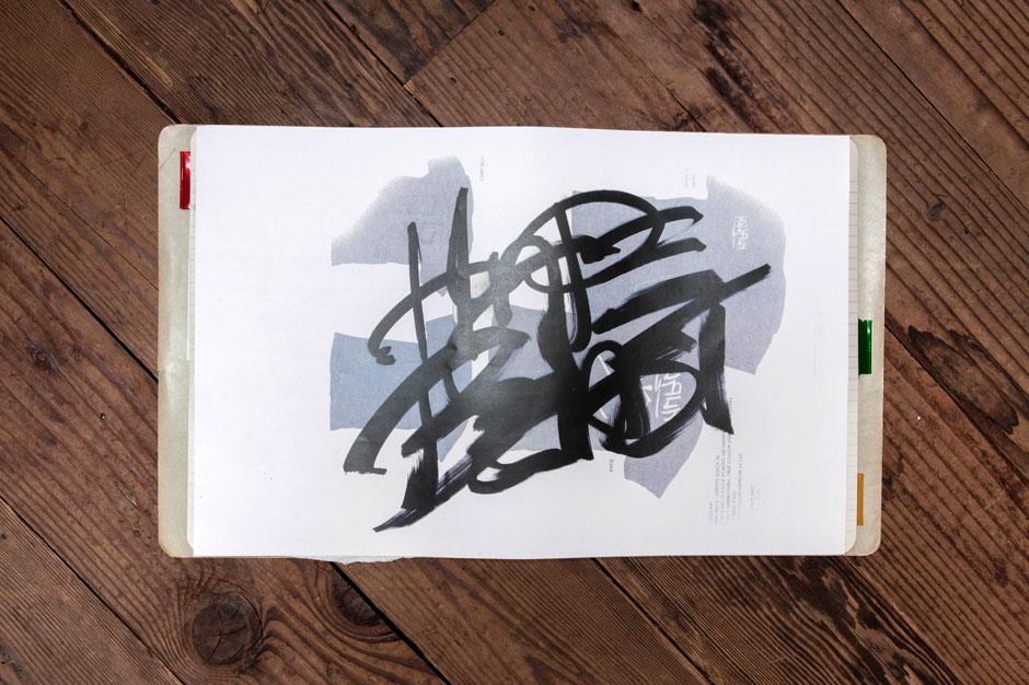 Image of Pen & Paper: C.R. Stecyk III