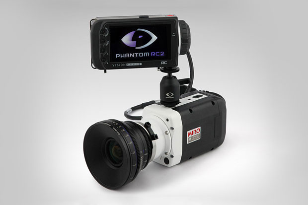 Image of Phantom Miro M320S High-Speed Camera