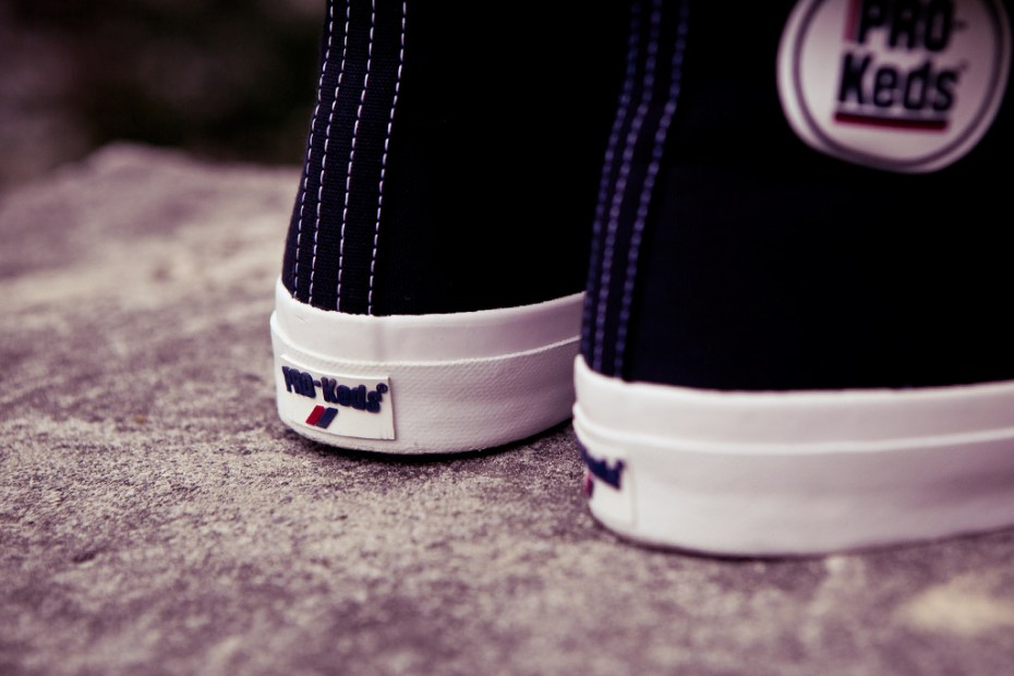 Image of PRO-Keds 2012 Spring/Summer Royal Hi Black