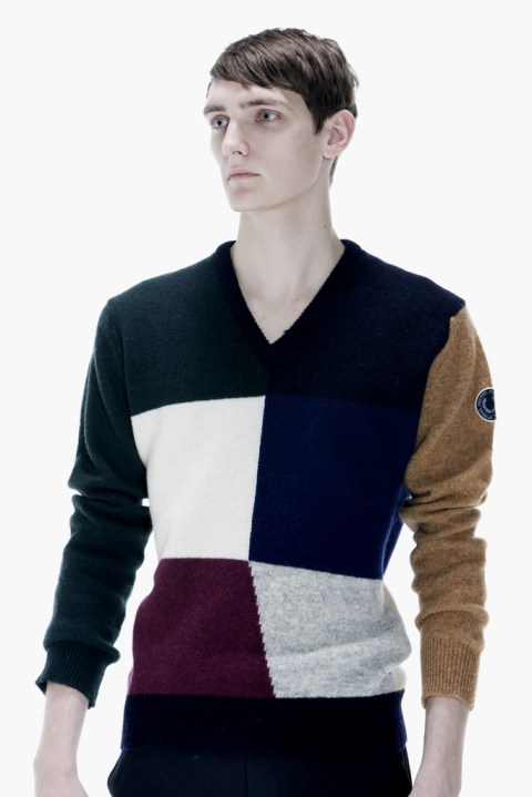 Image of Raf Simons x Fred Perry 2013 Spring/Summer Collection Announcement