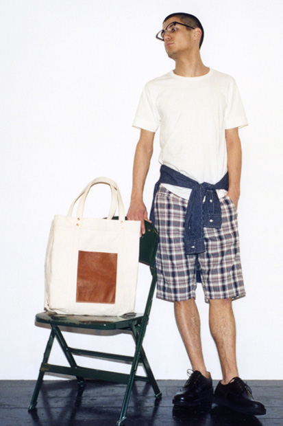 Image of RUGGED FACTORY 2012 Spring/Summer Collection Lookbook
