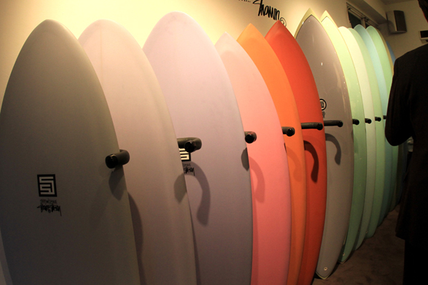 Image of S/Double Surfshop Tokyo Opening Recap