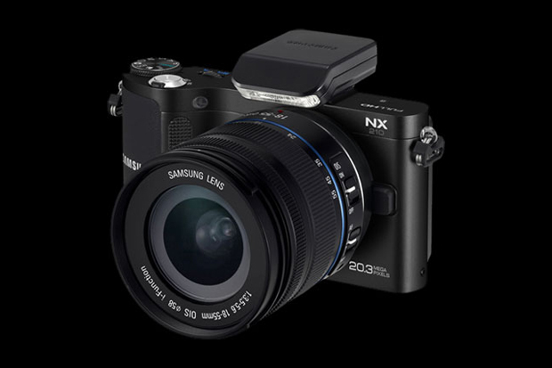 Image of Samsung NX210