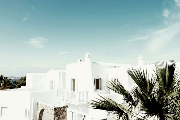 Image of San Giorgio Mykonos Pop-Up Hotel by DESIGN HOTELS
