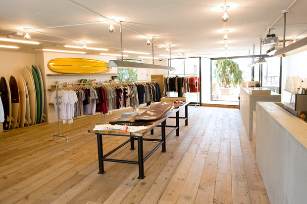 Image of Saturdays Surf NYC Daikanyama Store Opening
