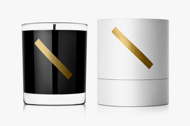 "Image of Saturdays Surf NYC x Baxter of California ""Santalum + Cedrus"" Soy Wax Candle"