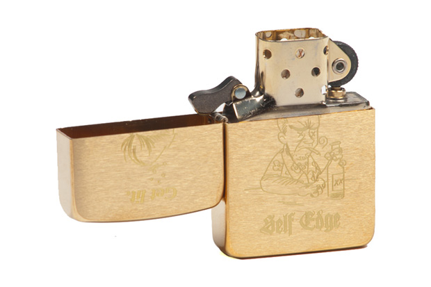 Image of Self Edge Zippo Vintage Reproduction Lighters
