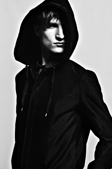 Image of SENSE: Dior Homme 2012 Spring/Summer Collection Editorial