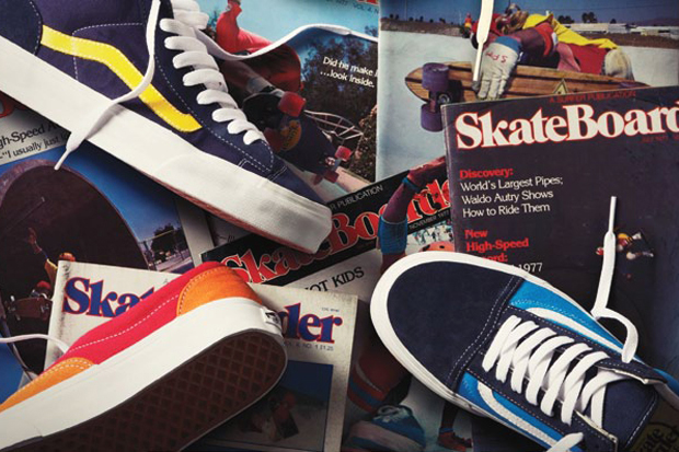 Image of Skateboarder Magazine x Vans Capsule Collection Preview
