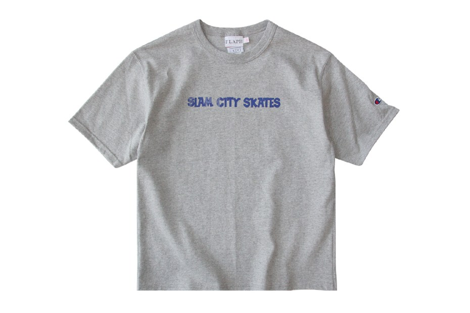 Image of Slam City Skates x flaph 2012 T-Shirt Capsule Collection