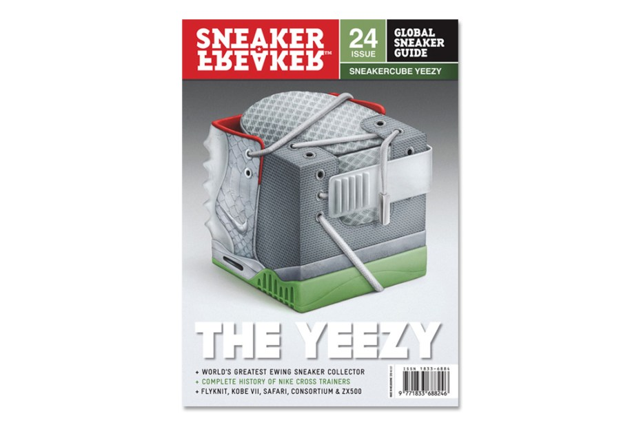 Image of Sneaker Freaker Issue 24 - The Yeezy Cover