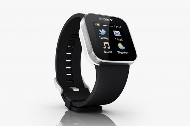 Image of Sony's SmartWatch Arrives in the U.S.