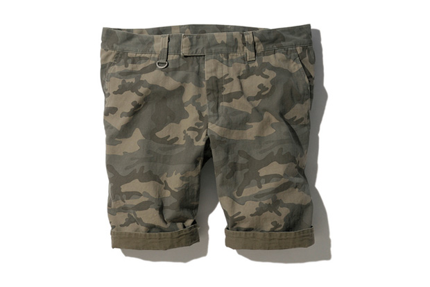 Image of SOPHNET. 2012 Spring/Summer CAMOUFLAGE Collection