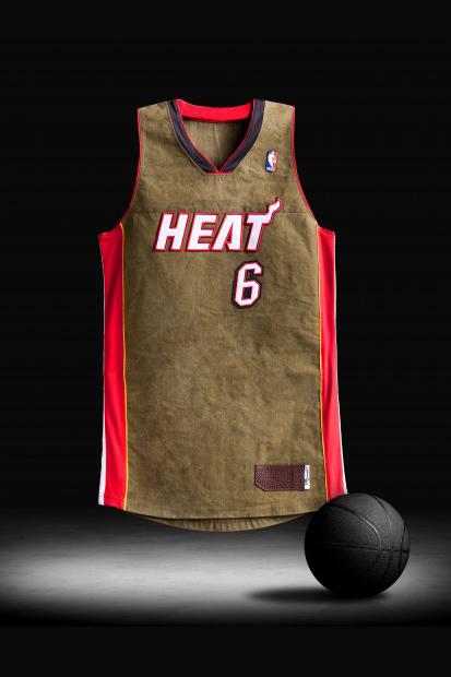 Image of STEALTH by DRx for UNKNWN LeBron James Jersey Collection