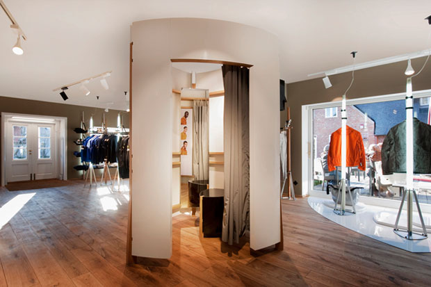 Image of Stone Island Opens First German Flagship Store