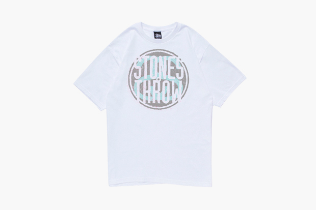 "Image of Stones Throw x Stussy ""2012 Tour"" T-Shirts"