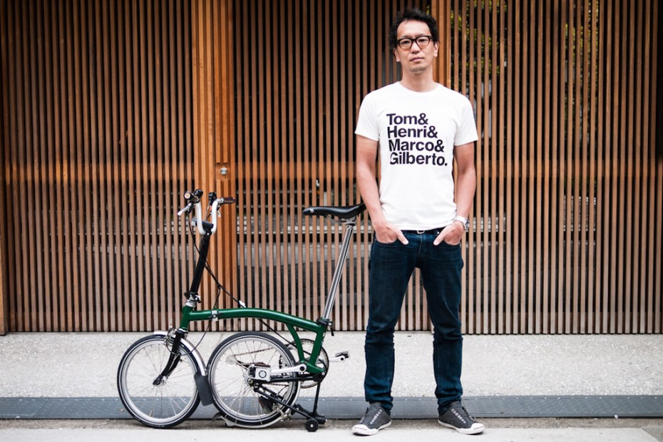 Image of Streetsnaps: Cyclist
