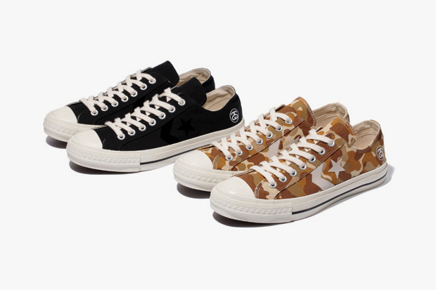 Image of Stussy Deluxe x Converse 2012 Spring/Summer CX-PRO OX
