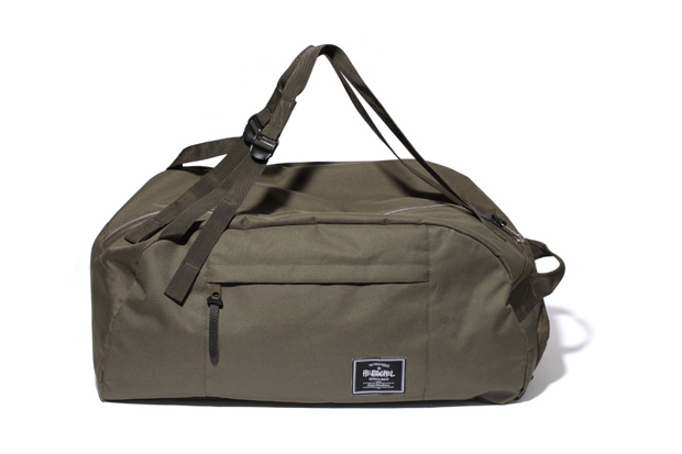 Image of Stussy x Herschel Supply Co. 2012 Capsule Collection
