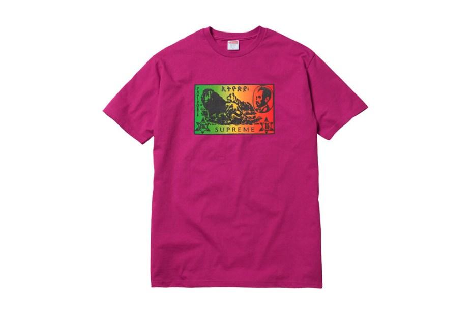 Image of Supreme 2012 Spring/Summer T-Shirts