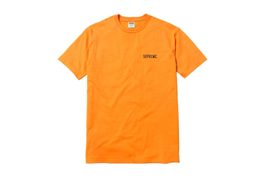 Image of Supreme 2012 Spring/Summer T-Shirts