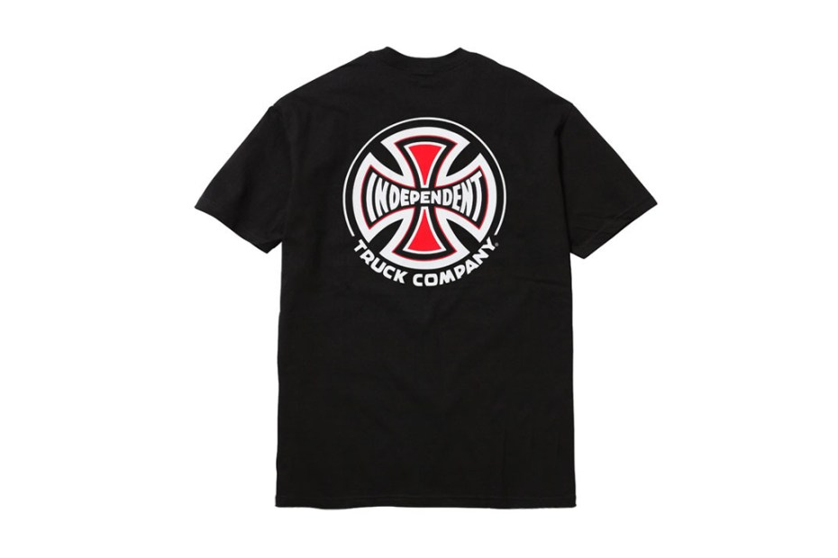 Image of Supreme x Independent Truck Company 2012 Spring/Summer T-Shirts