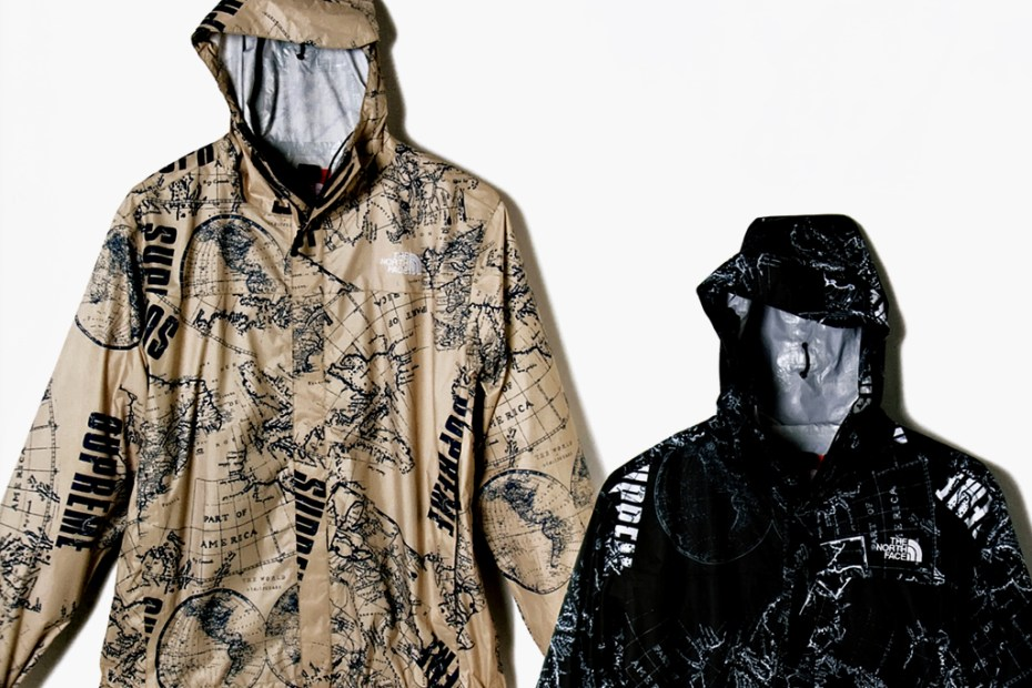 Image of Supreme x The North Face 2012 Spring/Summer Capsule Collection