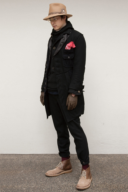 Image of TAKAHIROMIYASHITA TheSoloIst. 2012 Fall/Winter Collection