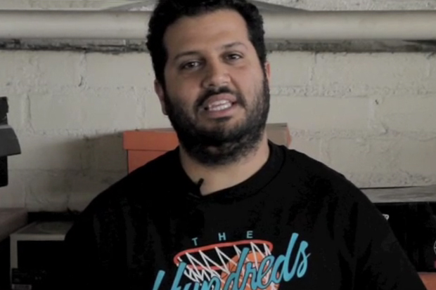 Image of The Berrics: Footnotes with Ben Hundreds