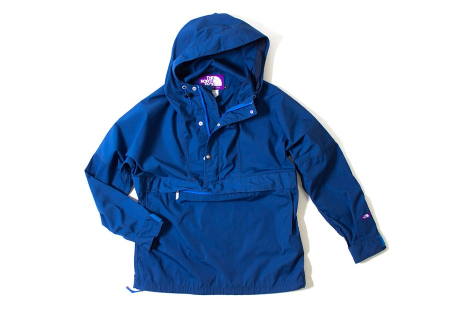 Image of THE NORTH FACE PURPLE LABEL 65/35 Mountain Pullover Jacket