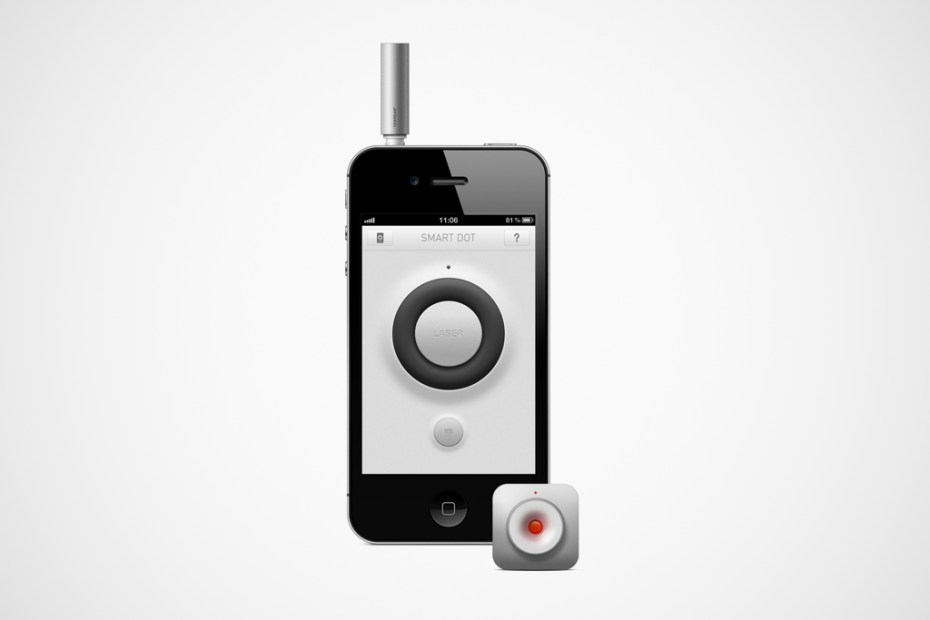 Image of The Smart Dot Laser Pointer by Tangram